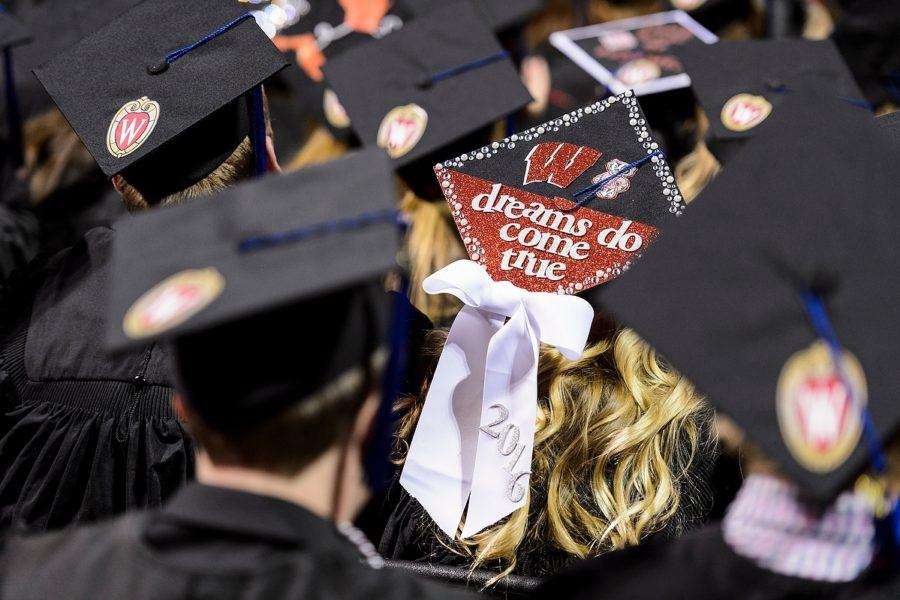 Image of a UW-Madison graduate.