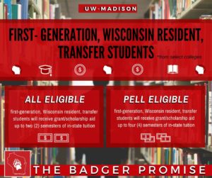 Badger Promise Eligibility