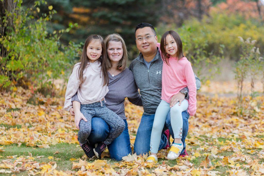 Hsu Family Portrait